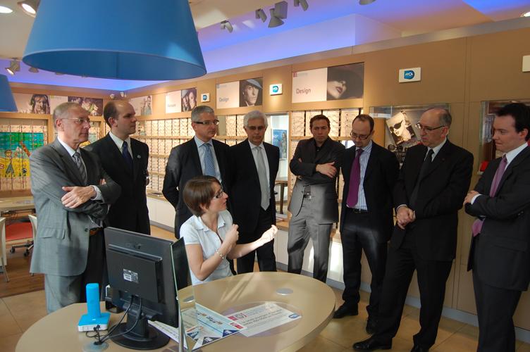 Mardi 23 mars dans le point de vente Atol à Antony (92) en présence de M. Philippe Peyrard, Directeur Général de l'enseigne, et de M. Gilles Sauvanaud, Président de EDI-Optique, […]