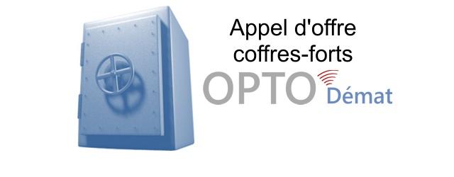 EDI-Optique publie l'appel d'offre destiné à sélectionner les prestataires de coffres-forts électroniques pour magasins d'optique dans le cadre du projet OPTO-Démat. Cet appel d'offre est ouvert à tous les prestataires […]